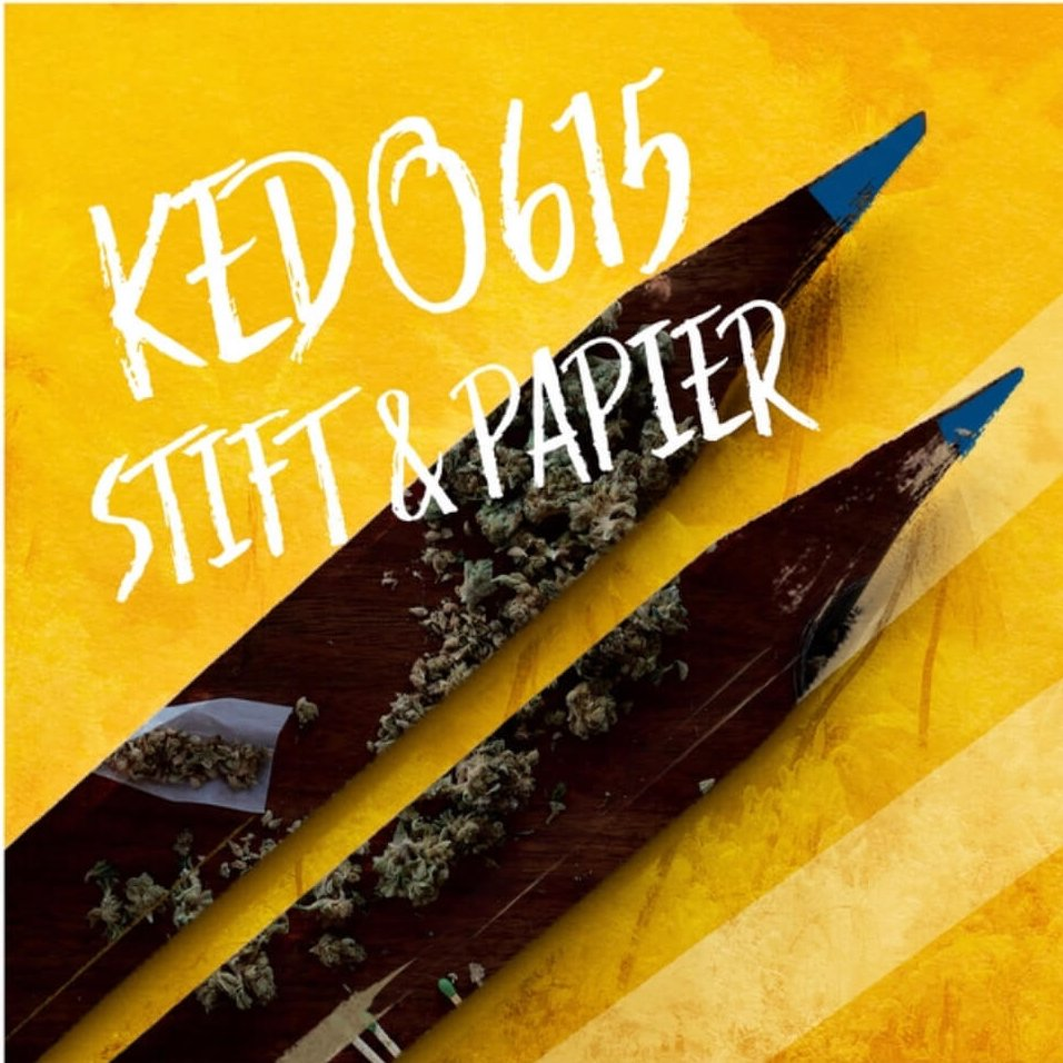 "Cover of KEDO615 - Stift & Papier (""Pen & Paper"")"