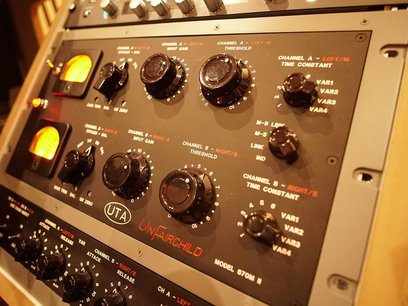 Mixing and mastering with the UTA Unfairchild 670M