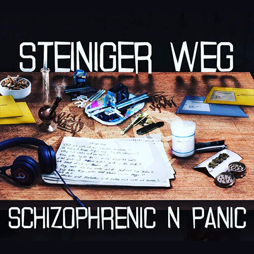 "Cover of Schizophrenic N Pnaic - Steiniger Weg (""Hard Way"")"